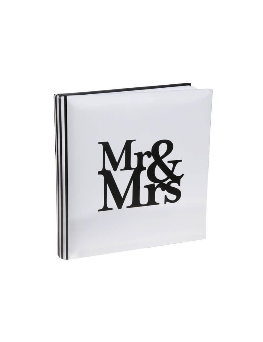 Livre d'Or Mr et Mme - Santex