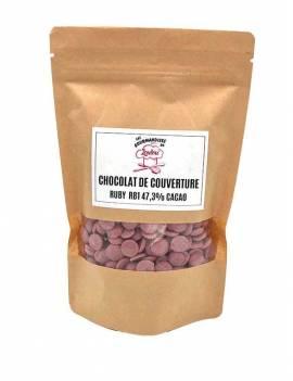 Chocolat Ruby RB1 250g...