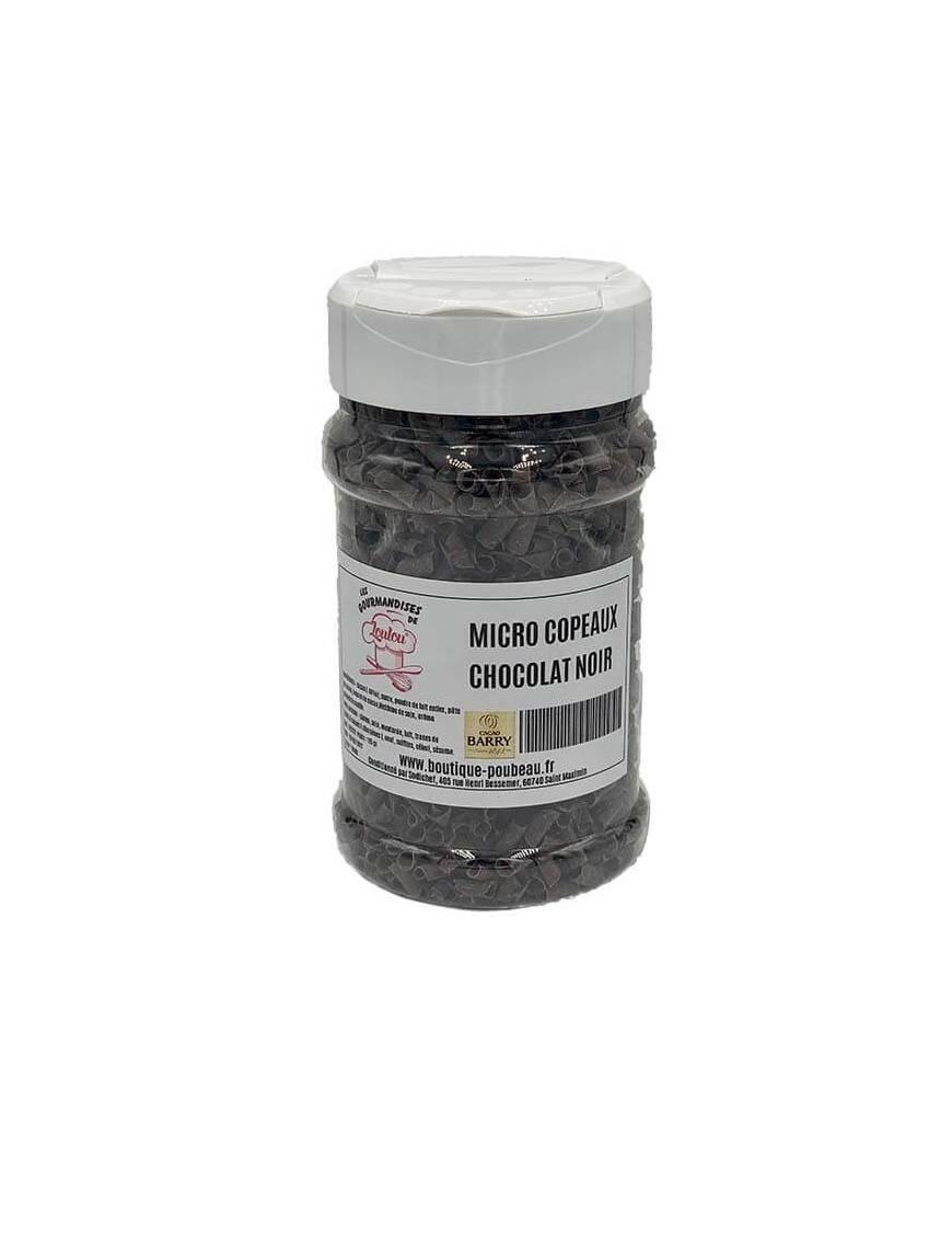 Micro copeaux Chocolat noir 125g