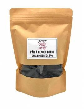 Pâte à Glacer Brune 400gr - Cacao Barry