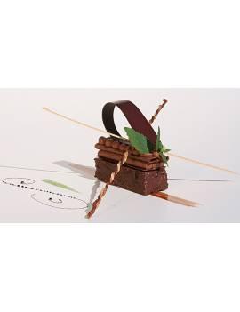 Chocolat de couverture noir Tanzanie 75% Cacao Barry