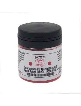Colorant liposoluble Rouge Fraise 10g