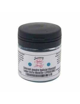 Colorant liposoluble Vert menthe 10g