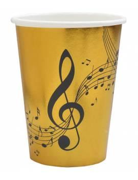 Gobelet Musique x10 -...