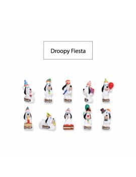 Série de fèves Droopy Fiesta x10