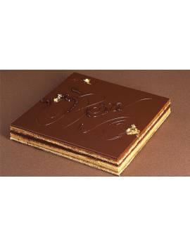 Chocolat de couverture noir Mi-Amère 58% Cacao Barry 5 KG