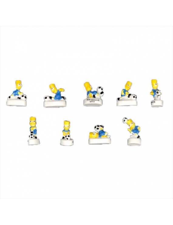 Série de fèves Bart foot x100