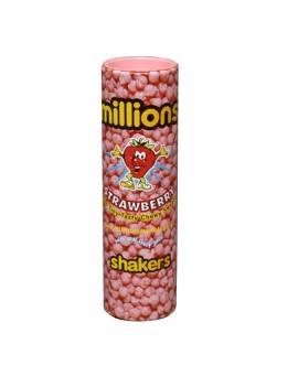 Millions Shakers Goût fraise 12 tubes