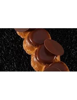 Chocolat de couverture au lait Lactée Supérieure 38% Cacao Barry 5 KG