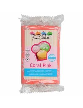 Pâte à sucre Corail...