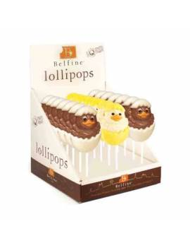 Sucette choco Poussin 35G