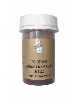 Colorant Rouge Framboise...
