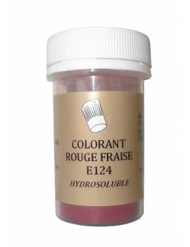 Colorant Rouge Fraise...