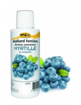Arôme concentré myrtille - Mallard Ferrière