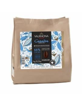 Caraïbe 66 % 1kg - Chocolat...