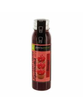 Colorant liquide liposoluble rouge - 30ml