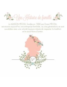 Cartes de voeux pour les mariés  x10