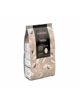 Ivoire 35 % 3 kg - Chocolat blanc de couverture Valrhona