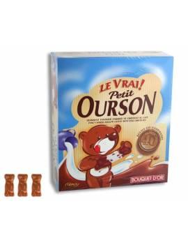 Petit ourson en guimauve boite de 160 pièces cémoi