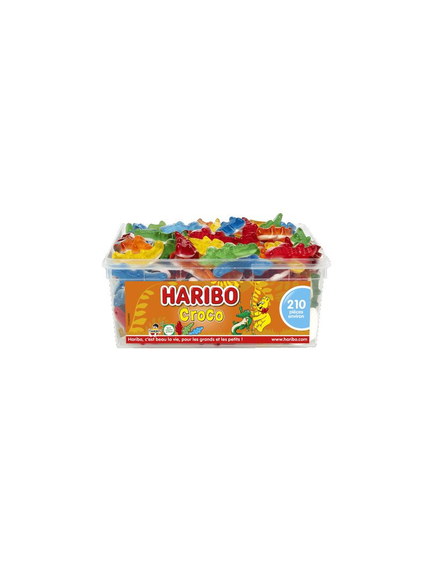 Haribo Croco boîte 210 piéces