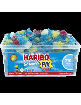 Haribo les Schtroumpfs PIK...