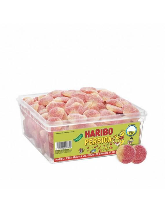 Haribo Persica boîte 210 piéces