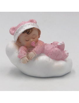 Bébé oreiller rose - 2 modèles