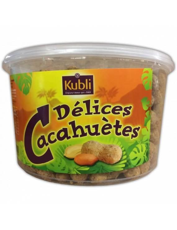 Délices cacahuètes tubo d'environ 300 piéces