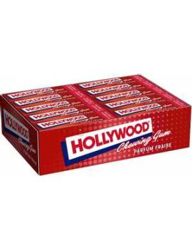 Hollywood goût fraise 20 paquets