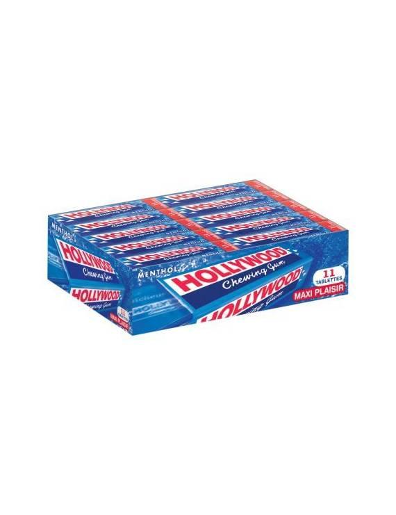 Hollywood goût menthol 20 paquets