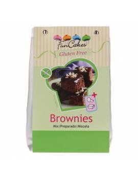 Préparation Brownies Sans...