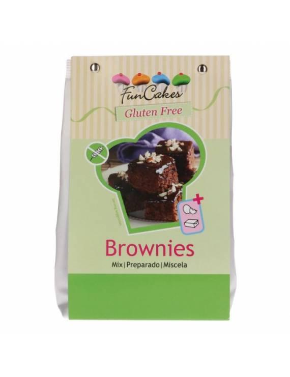 Préparation Brownies Sans Gluten 500g
