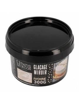 Glaçage miroir Ivoire - 300g