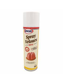 Spray velours Rose 500mL - Ancel