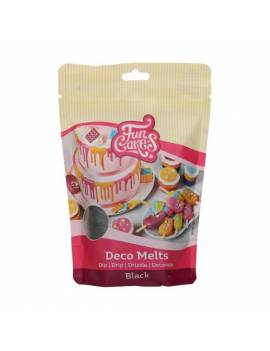 Deco Melts Noir - 250gr FunCakes