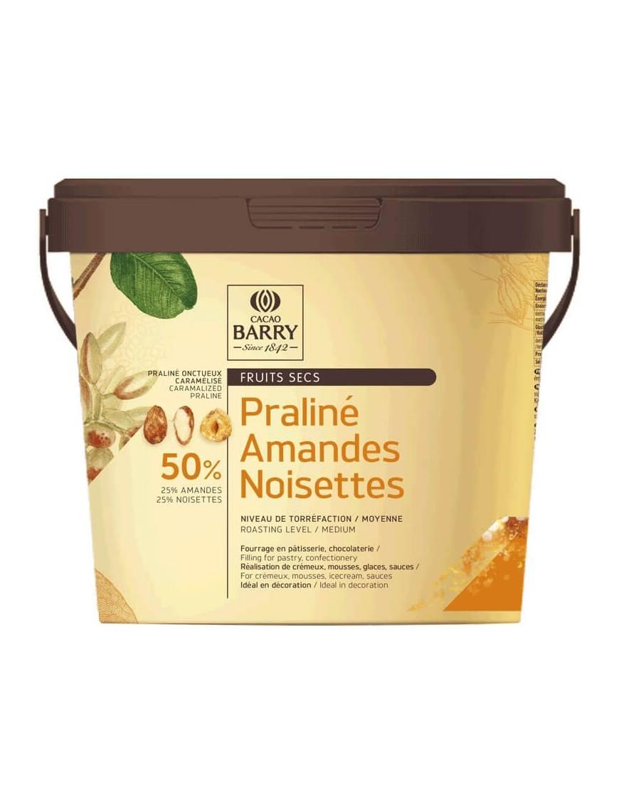 Praliné Amandes-Noisettes Cacao Barry 1 kg