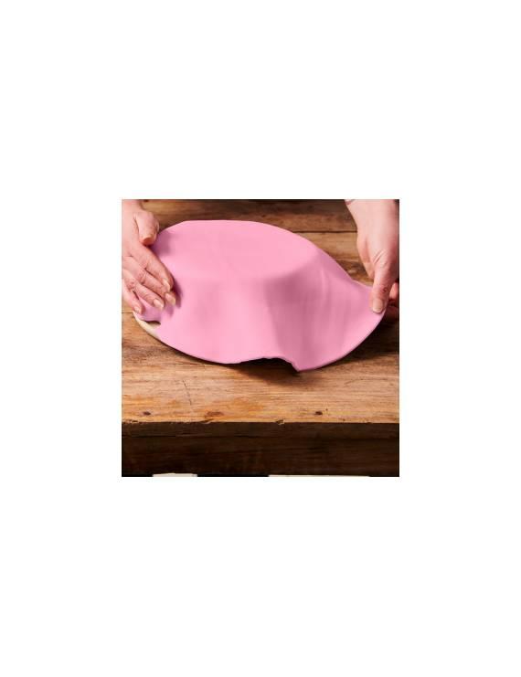 Pâte à Sucre Blanche 1kg - FunCakes