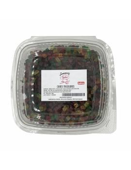 Cubes tricolores - 500g