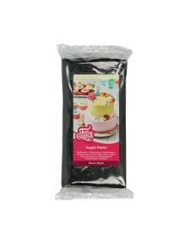 Pâte à sucre Noire Fun Cakes 1 kg