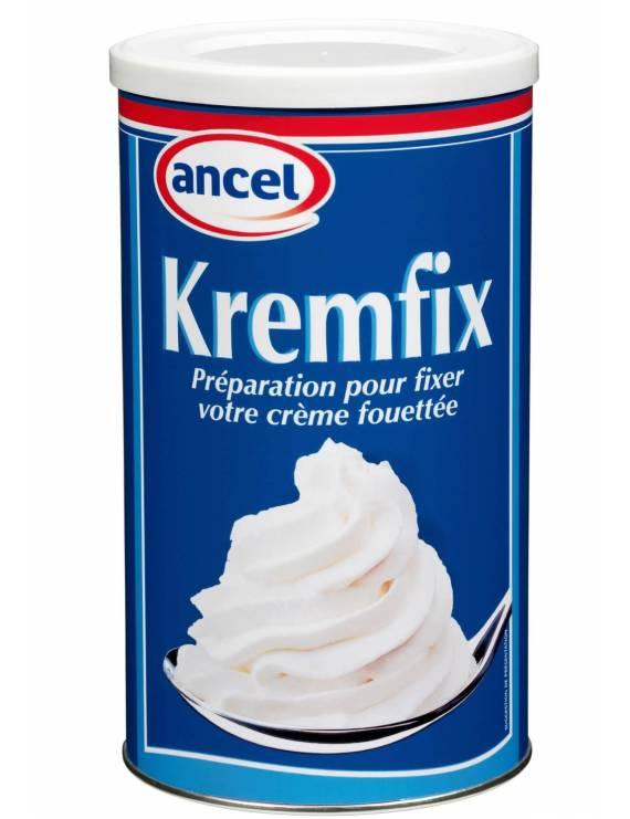 Kremfix - préparation pour fixer la crème fouettée -Ancel
