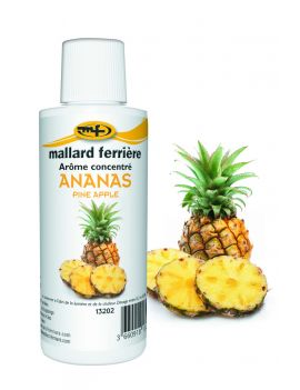 Arôme Concentré ananas - Mallard Ferrière
