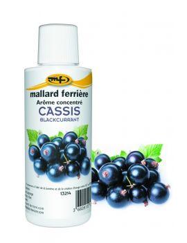 Arôme Concentré Cassis - Mallard Ferrière