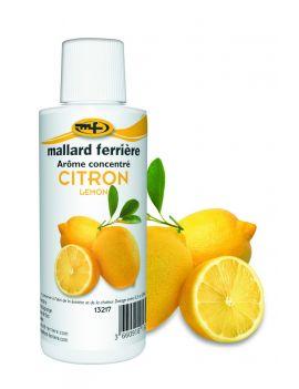Arôme Concentré citron - Mallard Ferrière