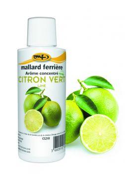 Arôme concentré Citron vert- Mallard Ferrière