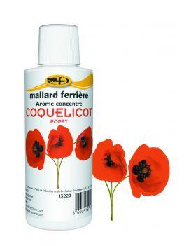 Arôme concentré Coquelicot - Mallard Ferrière