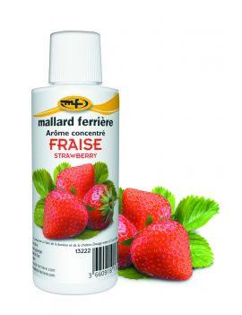 Arôme concentré fraise - Mallard Ferrière