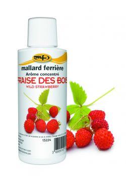 Arôme concentré fraise des bois - Mallard Ferrière
