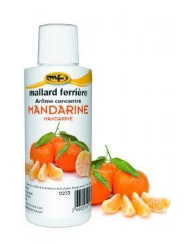 Arôme concentré mandarine - Mallard Ferrière