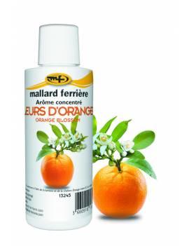 Arôme concentré fleurs d'oranger - Mallard Ferrière