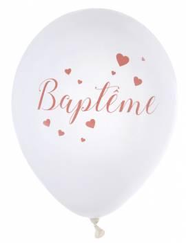 Ballon Lettre Métallique HB - PartyDéco